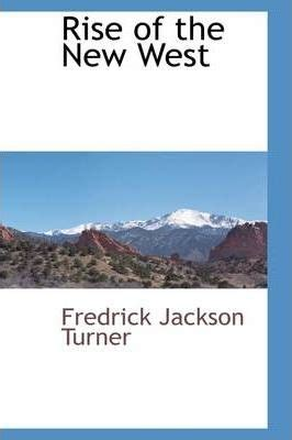 Frederick jackson turner 1893 frontier thesis